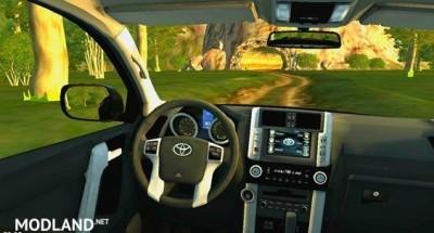 Toyota Land Cruiser Prado [1.2.2], 2 photo